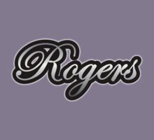 Rogers Drums Vintage Silver Kids Clothes