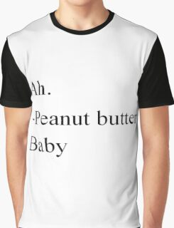 Peanut Butter Baby  Graphic T-Shirt