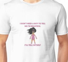 Beautiful Tina Unisex T-Shirt