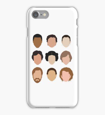Star Wars Trios iPhone Case/Skin