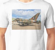 Eurofighter Typhoon FGR.4 ZK349 GN-A posed for press Unisex T-Shirt