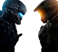 Halo 5  by Hansbald