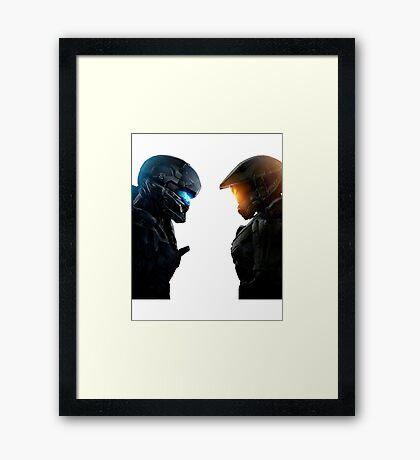 Halo 5  Framed Print