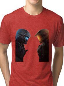 Halo 5  Tri-blend T-Shirt