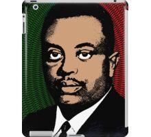Crown Prince Louis Rwagasore iPad Case/Skin