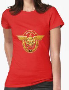 Motorhead England Womens Fitted T-Shirt