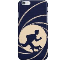 007 Tintin iPhone Case/Skin