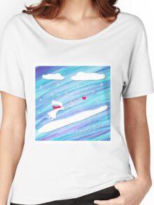Winter love Women's Relaxed Fit T-Shirt