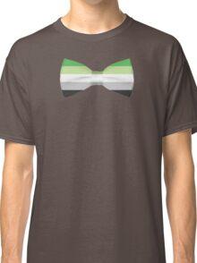 Aro Pride Bow-tie Classic T-Shirt