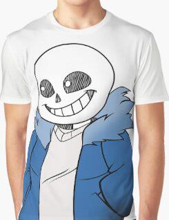Undertale Sans! Vector Graphic T-Shirt