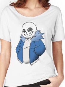 Undertale Sans! Vector Women's Relaxed Fit T-Shirt