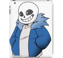 Undertale Sans! Vector iPad Case/Skin