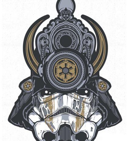 Stormtrooper Art Sticker