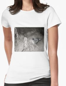 Artistic Monarch 2014-1 Womens Fitted T-Shirt