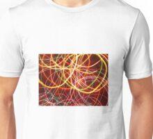 Light Squiggle Unisex T-Shirt
