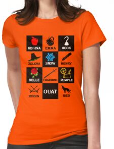 Once Upon A Time T-Shirt Womens Fitted T-Shirt