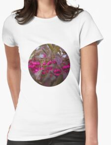 Autumn Fruits Womens Fitted T-Shirt
