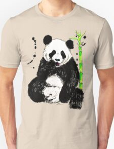 Bamboo For Lunch Unisex T-Shirt