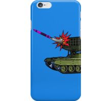 Smart Weapons #2 by #fftw iPhone Case/Skin