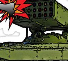 Smart Weapons #2 by #fftw Sticker