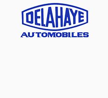 French classic car logo Delahaye automobiles Unisex T-Shirt