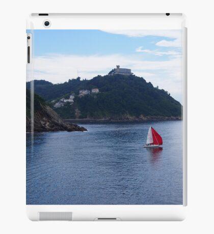 Hoist the sails! iPad Case/Skin