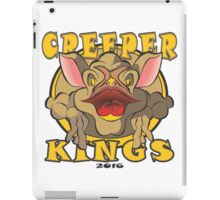 CREEPER KINGS iPad Case/Skin