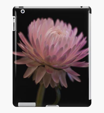 Straw Flower iPad Case/Skin