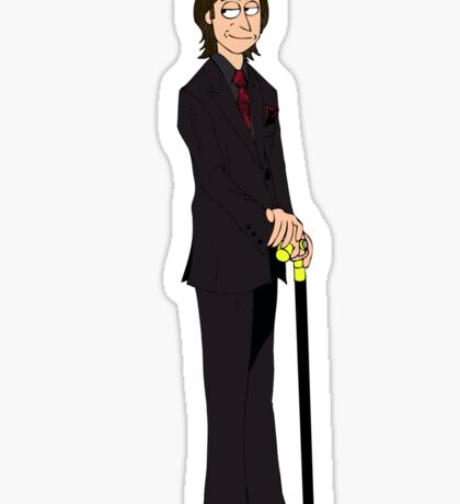 Robert Carlyle - Mr. Gold Sticker