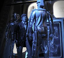 Doctor Who and The Tomb of the Cybermen by TheWhiteBear
