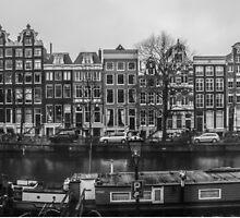 Amsterdam by DamoMcc