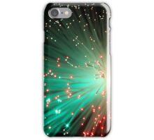 Optical Fibers iPhone Case/Skin
