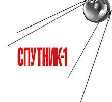 Sputnik by DrTigrou