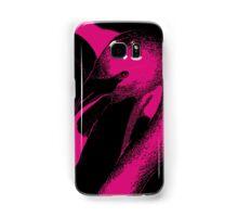 Neon Pink Flamingo Samsung Galaxy Case/Skin