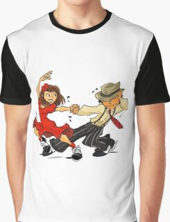 Lindy-Hoppers Graphic T-Shirt