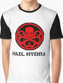 Hail Hydra: Agents of Shield Graphic T-Shirt