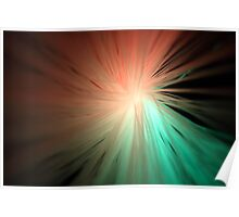 Inside Optical Fibers Poster