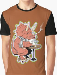 Ty the Triceratops LGBT Dinos! Graphic T-Shirt