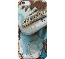 Rusty Chevy iPhone Case/Skin