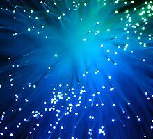 Blue Optical Fibers by Zosimus