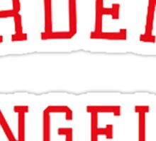 cordens angels Sticker