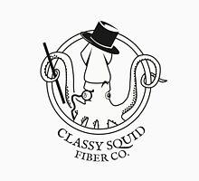 Classy Squid Fiber Co. - Logo Unisex T-Shirt