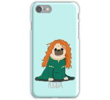 Pugida! iPhone Case/Skin