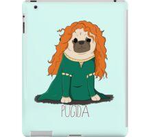 Pugida! iPad Case/Skin