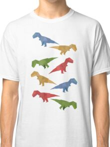 T-rex Origami Classic T-Shirt