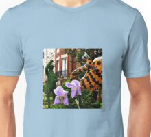 Elephant, Friend and Iris Unisex T-Shirt