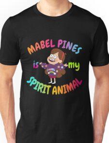 Mabel Pines is my Spirit Animal Multicolor Unisex T-Shirt