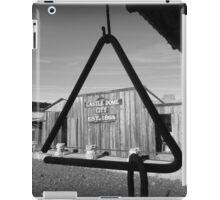 Castle Dome Mining Ghost Town, AZ iPad Case/Skin