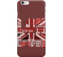 London- the big smoke iPhone Case/Skin