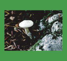 Lonely Mushroom  Baby Tee